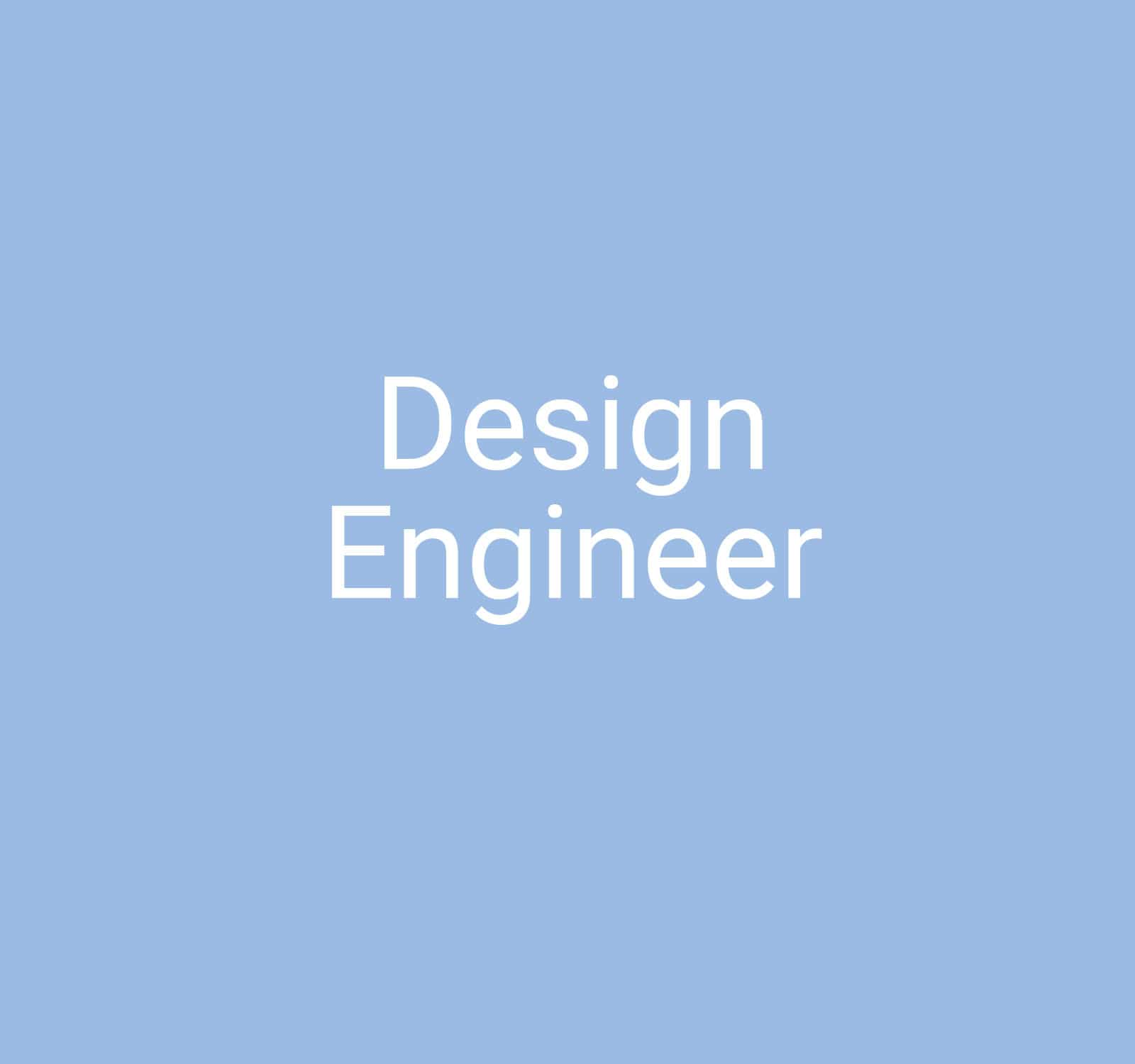Design Engineer